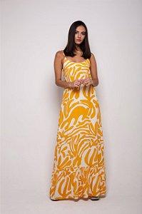 Vestido Longo Corais
