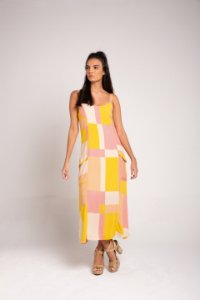 Vestido Midi - Glam