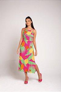 Vestido Midi - Pinkfruits