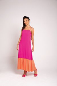 Vestido Midi - Classic Color