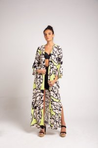 Kimono Midi - Bananada