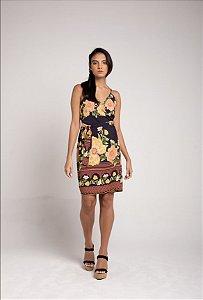 Vestido curto - Indaiá