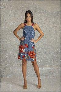 Vestido Curto - Lazulli