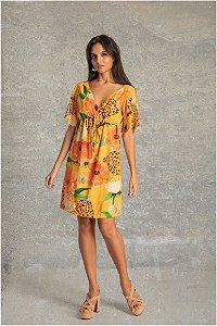 Vestido Curto - Bananita