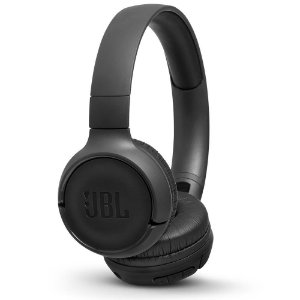 Headphone JBL Tune, Bluetooth, Preto - JBLT500BTBLK