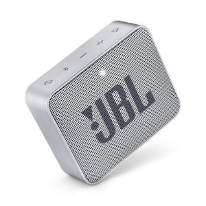 Caixa de Som JBL Go 2, Bluetooth, À Prova D´Água, 3W, Gryam - JBLGO2GRYAM
