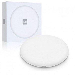 Carregador Wireless Xiaomi Mi Fast Charger Qi Sem Fio