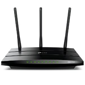 Você está em: Conectividade > Roteadores > AC > 1750 Mbps > Código: 98737 Roteador TP-Link AC1750 Archer C7, USBx1, Versão 5.0