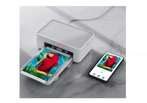 Impressora Colorida Xiaomi Mijia Photo Printer Portátil