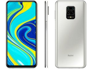 Xiaomi Redmi Note 9s 64gb + 4gb Ram Branco Vs Global