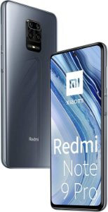 Redmi Note 9 Pro Interstellar Grey 6GB RAM 128GB ROM