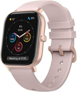 Relógio Smartwatch Xiaomi Amazfit Gts Rosa Rose Pink A1914