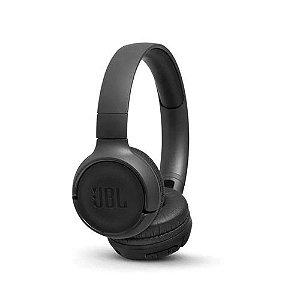 Fone De Ouvido Tune 500bt Jbl Preto - Bluetooth