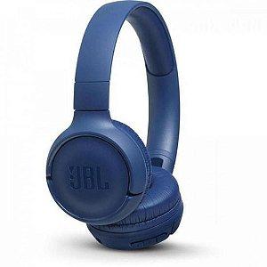 Fone de Ouvido JBL Tune 500, Bluetooth, 32mm, Azul - 500BT