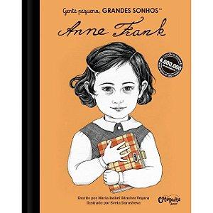 GENTE PEQUENA, GRANDES SONHOS: ANNE FRANK