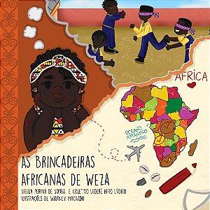 AS BRINCADEIRAS AFRICANAS DE WEZA