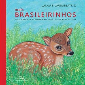 BEBES BRASILEIRINHOS - CAPA DURA