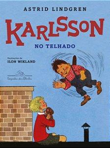 KARLSSON NO TELHADO