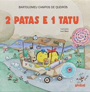 2 PATAS E 1 TATU