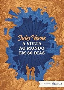 VOLTA AO MUNDO EM 80 DIAS, A - BOLSO LUXO