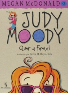 JUDY MOODY - QUER A FAMA