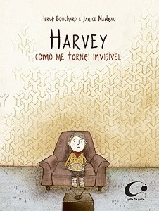 HARVEY: COMO ME TORNEI INVISIVEL
