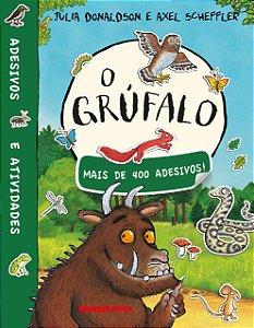 GRUFALO, O - Livro De Adesivo