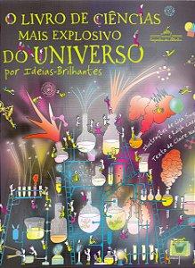 O livro de ciências mais explosivo do universo - Por Ideias Brilhantes