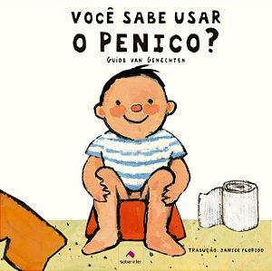 VOCE SABE USAR O PENICO?