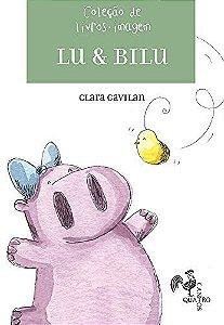 CAIXA LU E BILU VOLUME 1