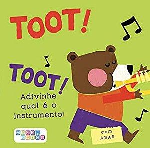 TOOT! TOOT! ADIVINHE QUAL E O INSTRUMENTO!