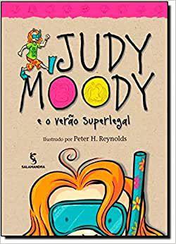 JUDY MOODY  E O VERÃO SUPERLEGAL  VOL 10