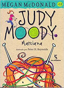 JUDY MOODY  - MARCIANA VOL 12