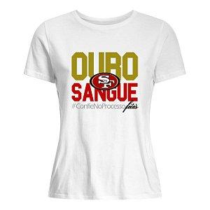 OURO&SANGUE @49ERSFIEIS BABYLOOK