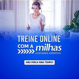 PLANOS DE TREINO ON LINE MILHAS