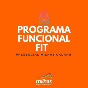 Programa Presencial Funcional Fit