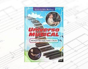 Metodo Preparatório para Piano e Órgão - Universo Musical