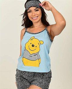 Pijama Ursinho Pooh