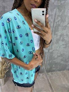 Kimono Olho Grego