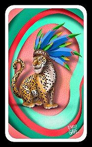 Quadro Onça-pintada - Arte original (produto limitado)