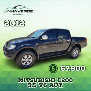 MITSUBISHI L200 3.5 V6 (Flex) (Aut)