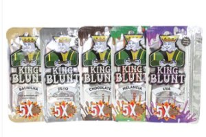 KIT 6 BLUNTS KING