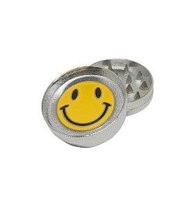 Triturador Alho Ervas Alumínio Smile Sorriso Promoção