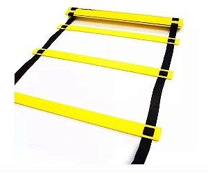 Escada de Agilidade Nylon/PVC   FC Sports