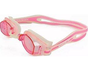 Óculos Speedo New Shark  Rosa