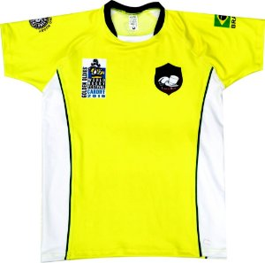 Camisa Keep Walking - Cardiff -Brasil