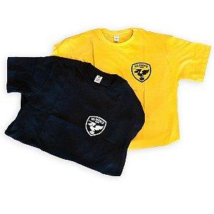 Camisetas Azul e Amarela - Rio Branco RC