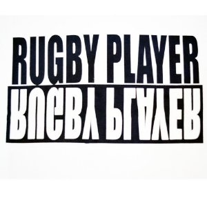 Camiseta Rugby Player