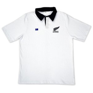 Camisa Polo New Zealand All Blacks