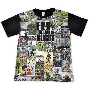 Camiseta picture Rugby preta